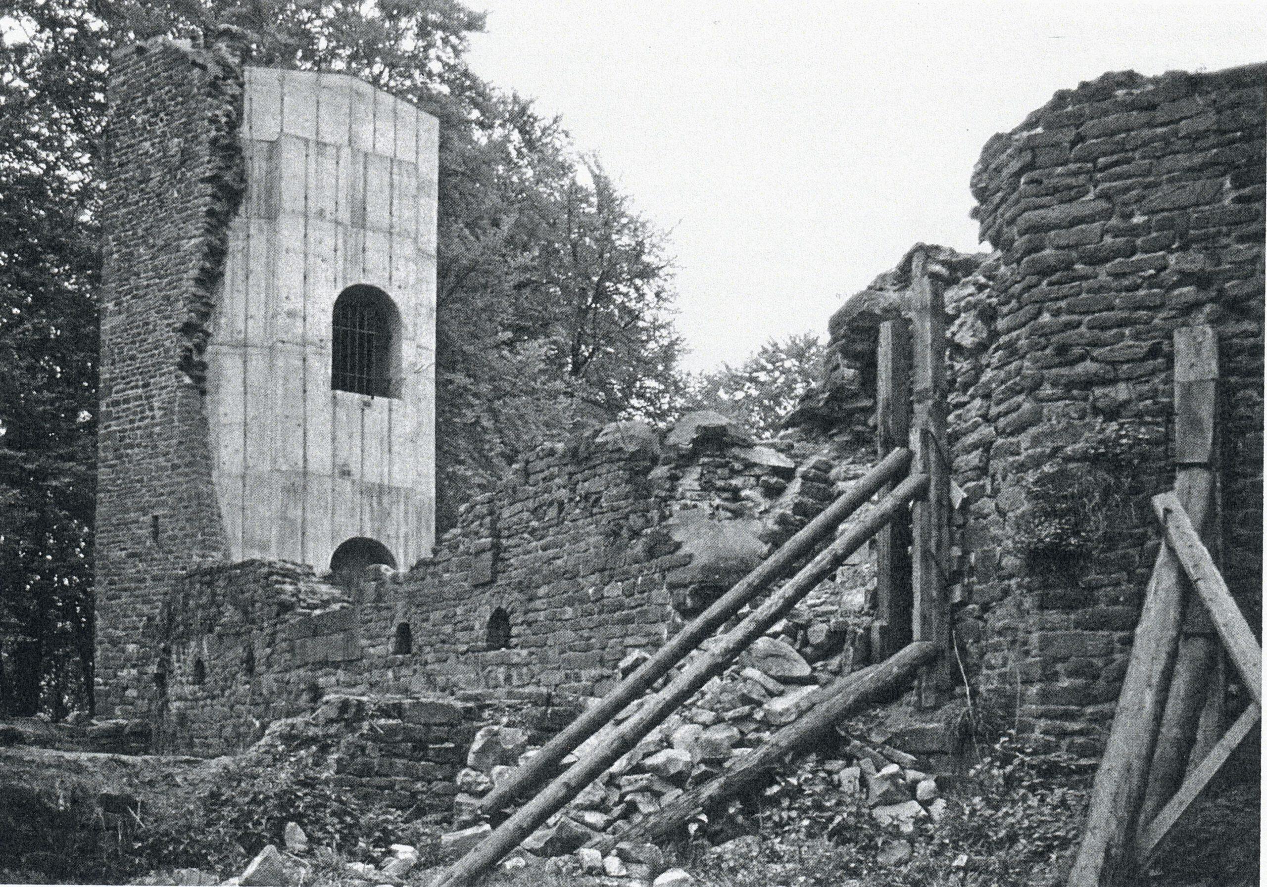 Nord- und Südturm2. Foto Burger