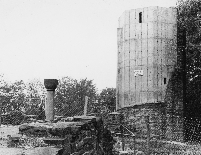 Nordturm 1980-2. Foto Burger