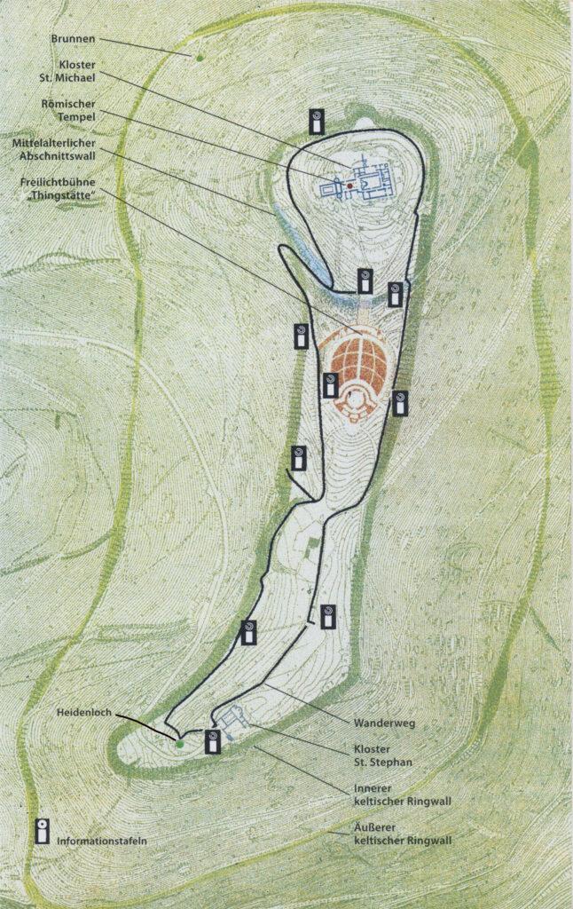 Plan Heiligenberg