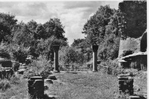 Ruine vor 1980. Foto Marzolff