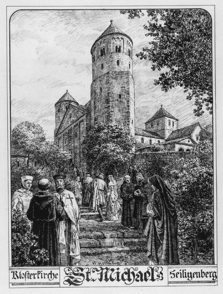 St. Michael von Südwest. Hoffmann