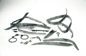 Eisendepotfund aus der Mittellatènezeit © KMH (R. Ajtai/VE.DO)